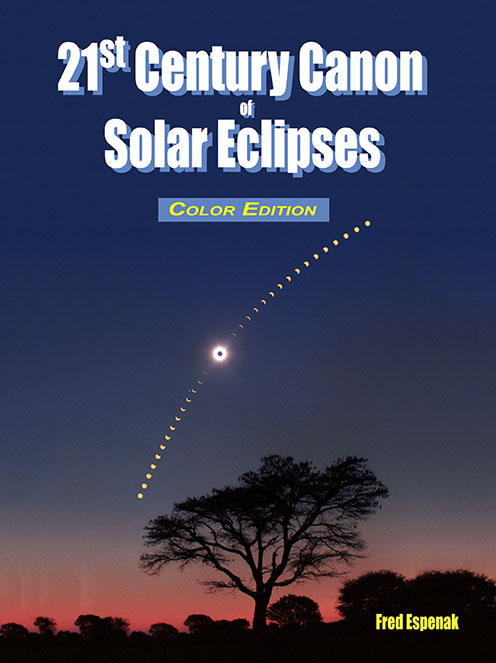 EclipseWise - Solar Eclipses